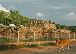 tourist places to visit in Rajgir - Ajadshatru fort