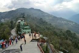 Tashi view point, gangtok, sikkim
