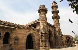 Siddi Bashir Mosque, Ahmedabad