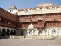 tourist places to visit in bikaner - Junagh Palace