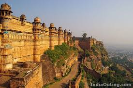 Places to visit in Gwalior - Gwalior Fort