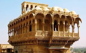 tourist places to visit in Jaisalmer - Nathmalji Ki haveli