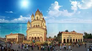 places to visit in Kolkata (calcutta) Dakshineshwar Temple, Kolkata