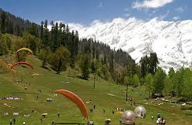 Tourist Places To visit, Solang Valley