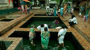It is among top tourist places to visit near Mumbai for weekend getaways from Mumbai - Hot Spring