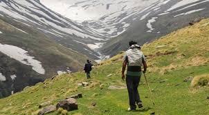 Adventure Sports at Shimla trekking