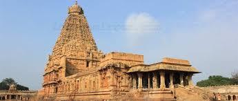 tamilnadu Brihadeeshwara temple