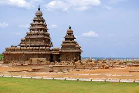 Tourist Places to visit in Mahabalipuram - Shore Temple - Tourist Places to visit in Tamil Nadu