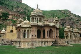 Tourist Places to visit in Jaipur - Gaitor