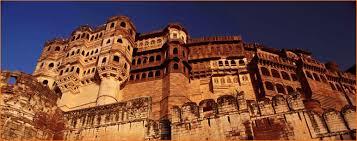 Tourist Places to visit in Jodhpur - Mehrangarh Fort