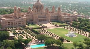 Tourist Places to visit in Jodhpur - Umaid Bhawan