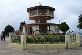 Tourist Plces to visit in Kodaikanal - Telescope House