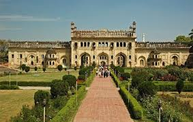 Lucknow tourist places to visit in lucknow sightseeing - Bara Imambara