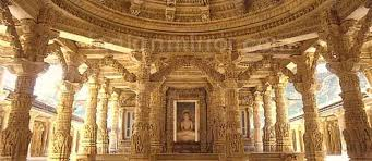 Tourist Places to visit in Mount Abu - Dilwara Jain Temple