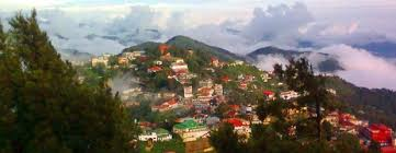 Hill Stations near Delhi - Mussoorie