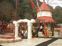 Tourist places to visit in Nainital - Naina Devi temple