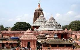 Puri Tourist Places to visitin Puri Sightseeing - Lord Jagannath temple