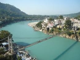 Hill Stations near Delhi - Rishikesh