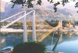 Tourist places to visit in Rishikesh - lakshman Jhoola