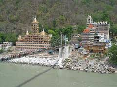 Tourist places to visit in Rishikesh - Sadanand Jhula
