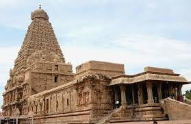 Tourist places to visit in Thanjavur - The Brihadeeswara temple - Tourist Places to visit in Tamil Nadu