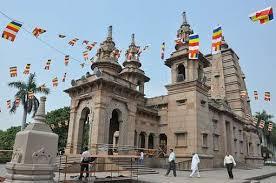 Varanasi Tourist places to visit in Varanasi Sightseeing - Mulagandha Kuti Vihara sarnath