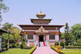 bodhgaya royal bhutan monastery