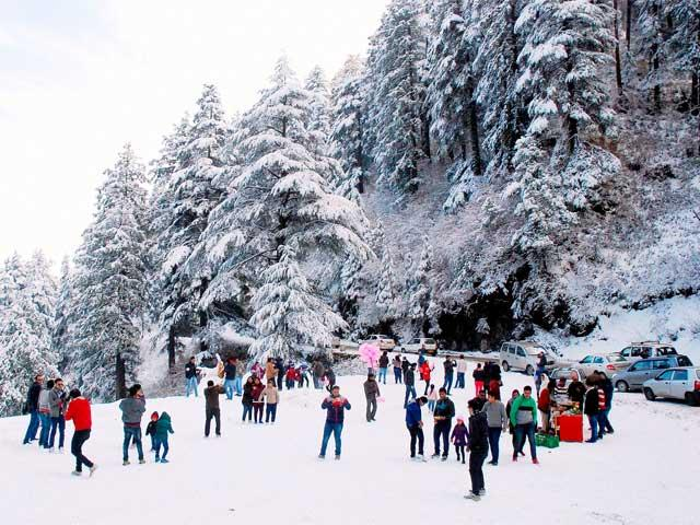 hill stations in India