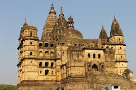 Tourist places to visit in Orchha - Chaturbhuj Temple
