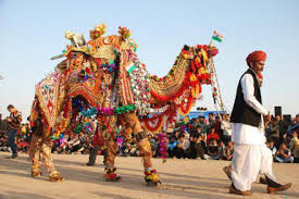 Tourist places to visit in Pushkar - Pushkar Camel Fair