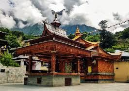 Tourist places to visit in Sangla valley hill station - Bering Nag Temple