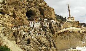 Tourist places to visit in Kargil, Things to do in Kargil - Phutkal Monastery