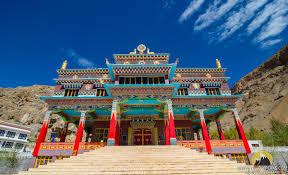 Tourist places to visit in Kaza - Sakya Tangyud Monastery