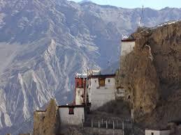 Tourist places to visit in Kaza - Dhankar Monastery