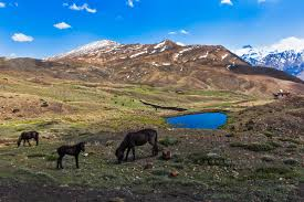 Tourist places to visit in Kaza - Gete Village