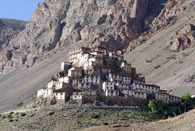 Tourist places to visit in Tabo, Spiti valley, Himachal Pradesh - Tabo monastery