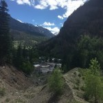 rock climbing, kids, hiking, family travel, Ouray, colorado
