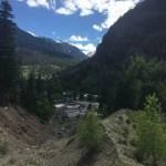 rock climbing, kids, hiking, family travel, Ouray, colorado
