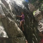 rock climbing, kids, family travel, camping, hiking, Ouray, Colorado