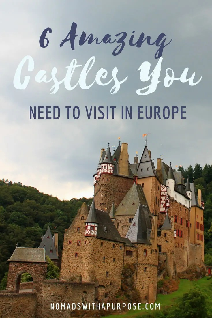 6 best castles to visit in Europe