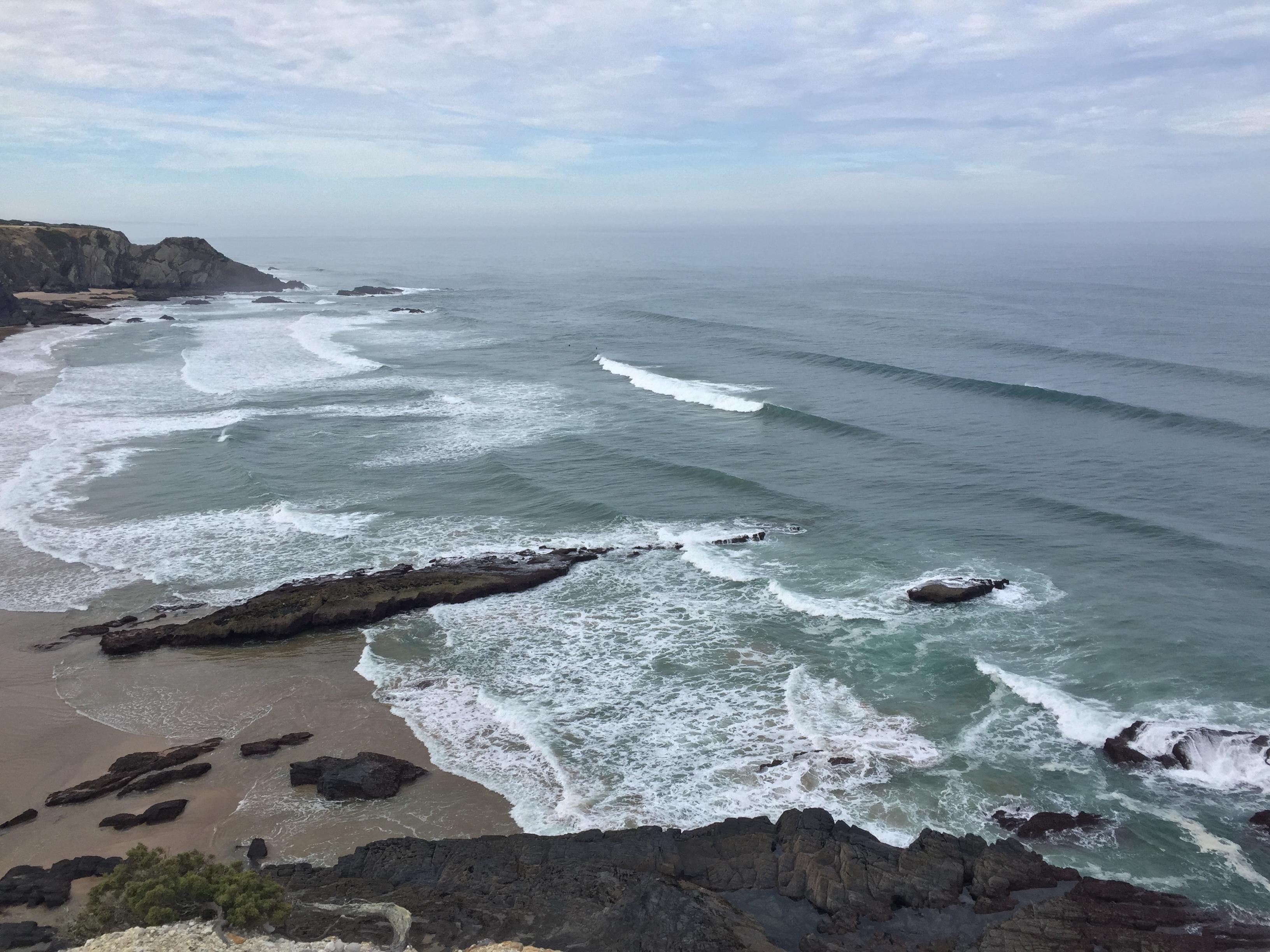 Odeceixe, Portugal, Best surf spots Europe