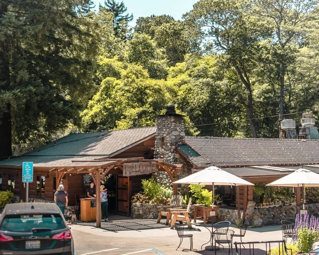 Big Sur Where To Eat