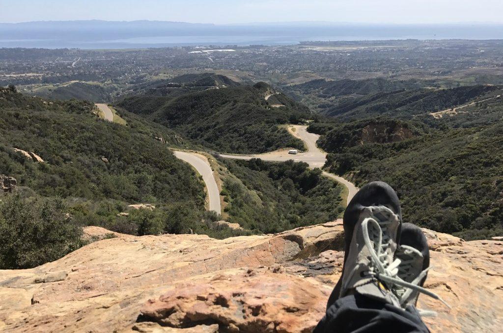 2 week California coast road trip itinerary: Santa Barbara
