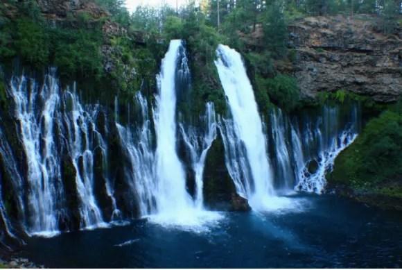 Burney Falls, Northern California Waterfall Loop