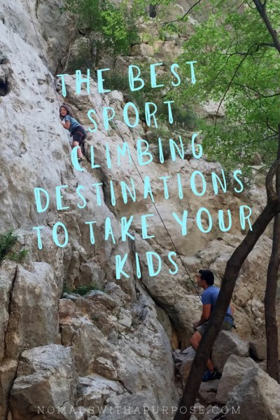 Best Sport Climbing With Kids