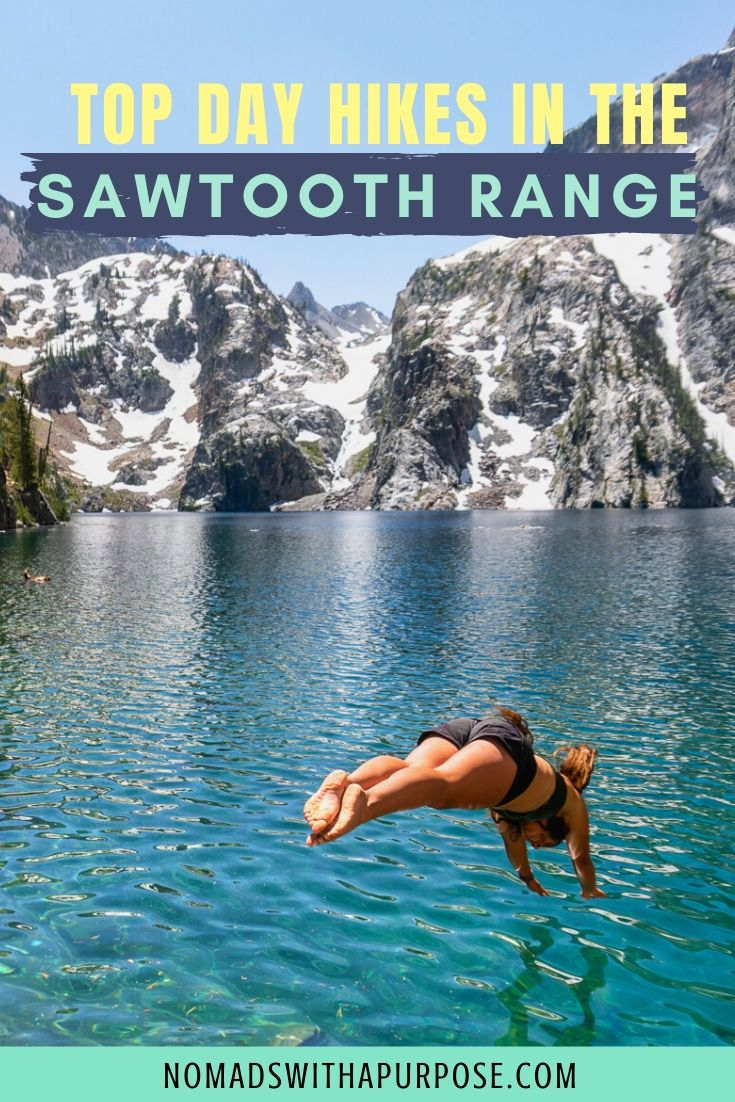 Best Day Hikes in Sawtooth Mountains