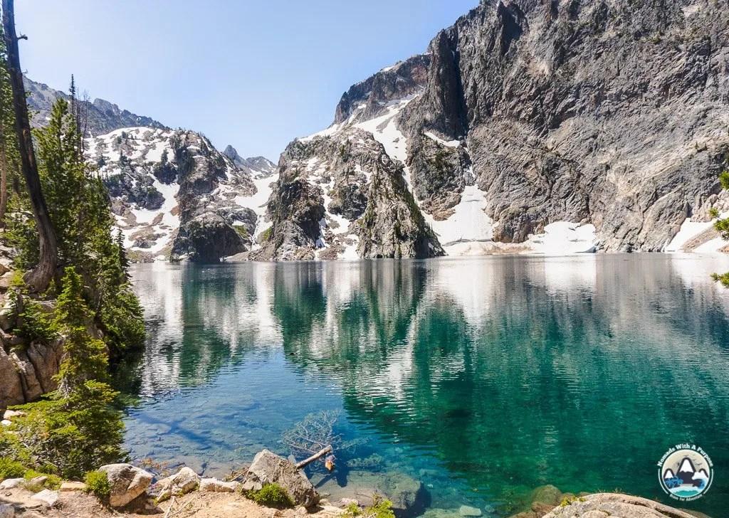 Goat Lake, Sawtooth Range, Idaho