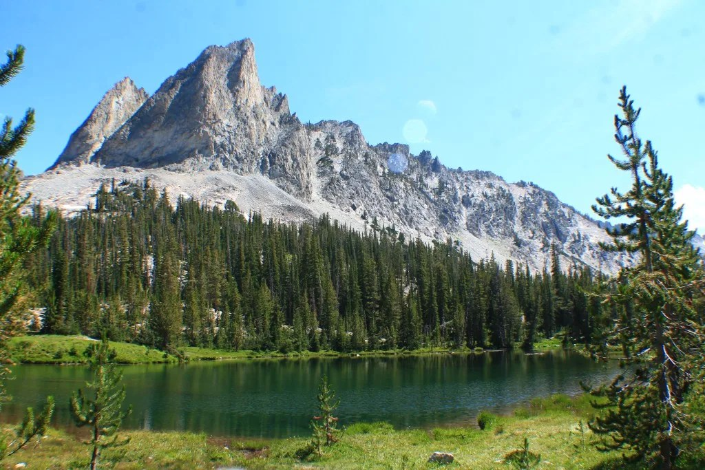 Alice Lake: Epic Day Hikes in the Sawtooth Range, Idaho