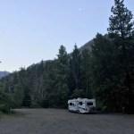 Cascade Loop Road Trip:Free RV Camping on Icicle Creek Road, Leavenworth