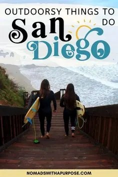 Outdoorsy Things To Do In San Diego